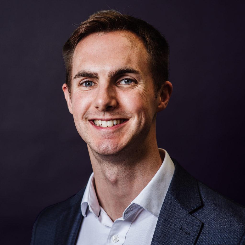 Stephen Moore — Head of Finance